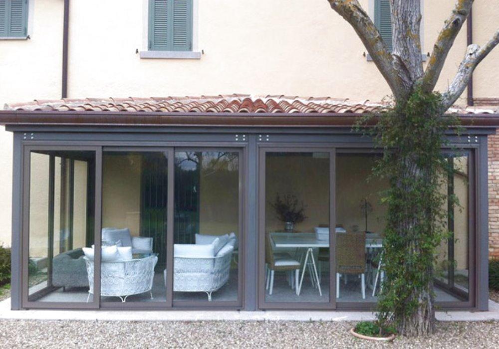 Costo serra solare idea del concetto di interior design for Costo della costruzione di una sauna domestica