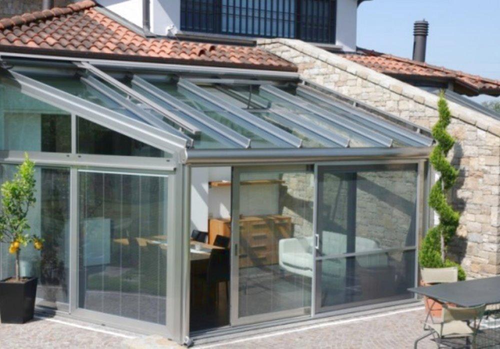 Costruire una serra solare all 39 interno del tuo giardino in for Costo dei materiali per costruire una casa